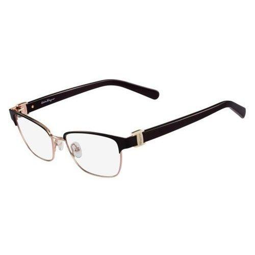 Okulary korekcyjne sf 2148 505 Salvatore ferragamo