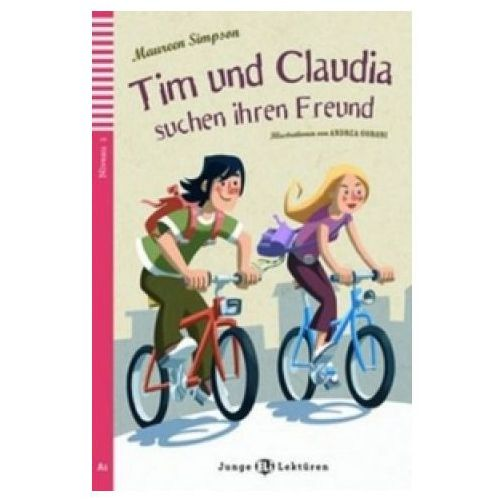 Junge ELI Lekturen - Tim und Claudia suchen ihren Freund + CD Audio, Maureen Simpson