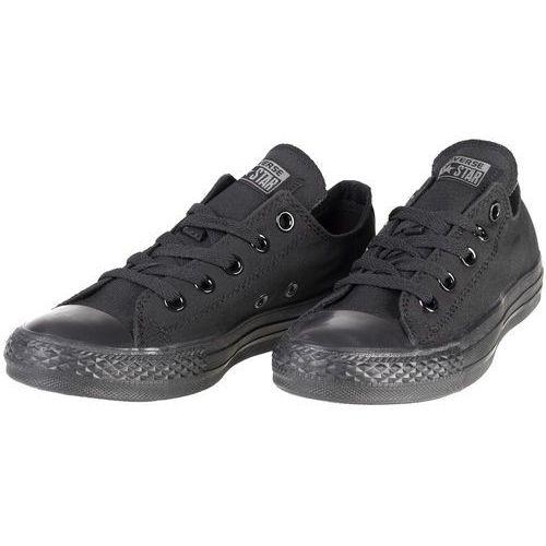 Converse Chuck Taylor Black Monochrome M5039, kolor czarny