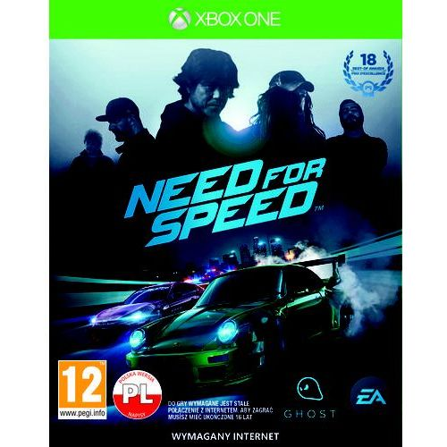 need for speed xbox one electronic arts opinie. Black Bedroom Furniture Sets. Home Design Ideas