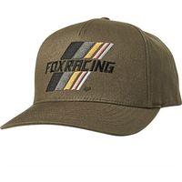 czapka z daszkiem FOX - Power Slide Trucker Olive Green (099)