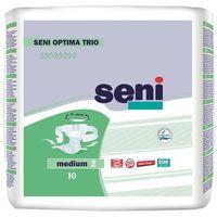 Pieluchomajtki Seni Optima Trio M 10 szt TZMO