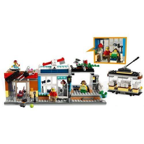 31097 SKLEP ZOOLOGICZNY I KAWIARENKA (Townhouse Pet Shop & Café) KLOCKI LEGO CREATOR wyprzedaż