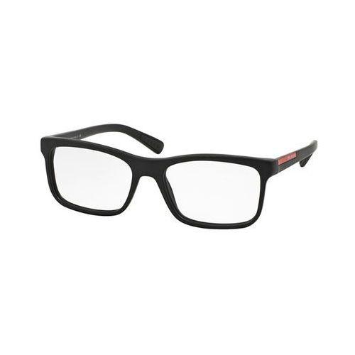 Okulary korekcyjne ps05fvf asian fit 1bo1o1 Prada linea rossa