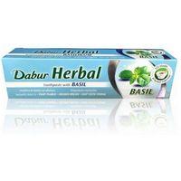 Pasta do zębów z bazylią marki Dabur