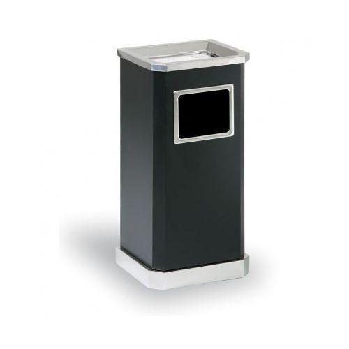 Kosz na śmieci z popielniczką marki B2b partner