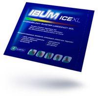 Plaster IBUM ICE XL Plaster hydrożelowy łagodzący ból x 4 szt.