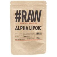 RAW Alpha Lipoic (kwas alfa liponowy) - 25 g