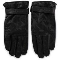 Rękawiczki Męskie EMPORIO ARMANI - 624522 9A249 00020 Black