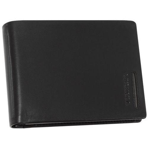 8a51bb2dd6e92 Zobacz ofertę Roncato Omega 41_1611_01 portfel męski skórzany / czarny -  czarny