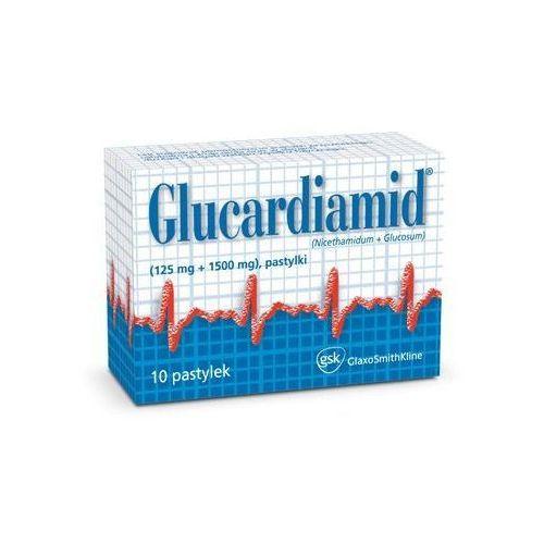 Glucardiamid x 10 tabl. do ssania Omega pharma