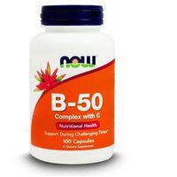 Kapsułki Vitamin B-50 Complex 100 kapsułek