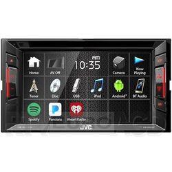 Samochodowe odtwarzacze multimedialne  JVC