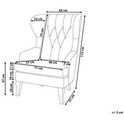 Fotele Beliani Beliani