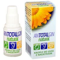 Antotalgin Natural krop.do uszu 15 g (5907529105405)