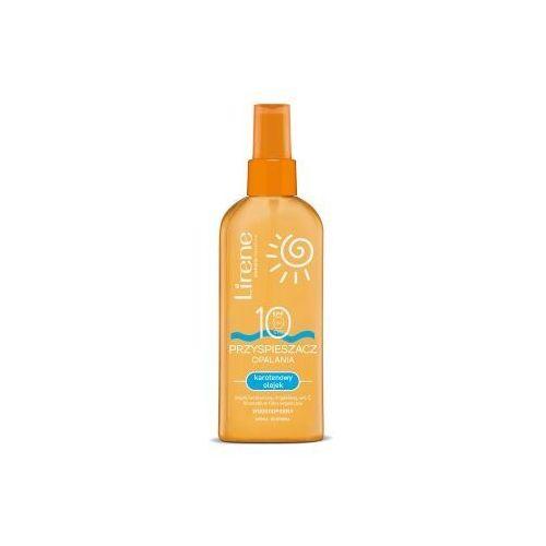 PRZYSPIESZACZ OPALANIA karotenowy olejek SPF 10 - Rewelacyjna obniżka