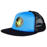 czapka z daszkiem BODY GLOVE - Core Logo Trucker Hat Royal/Black (ROYAL-BLACK) rozmiar: OS