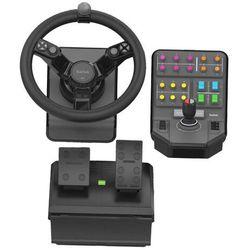 Logitech Kierownica g saitek farm sim controller (pc) darmowy transport