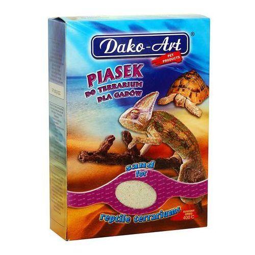 Dako-art piasek do terrariów dla gadów 1,5kg