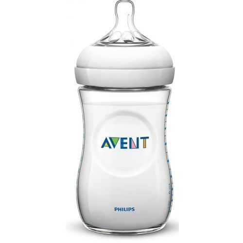 AVENT Butelka 260 ml Natural PP