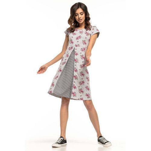 e9663fbaa8 Suknie i sukienki (szary) (str. 13 z 26) - ceny   opinie - sklep ...