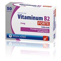 Tabletki VITAMINUM B2 Forte 3mg x 50 tabletek