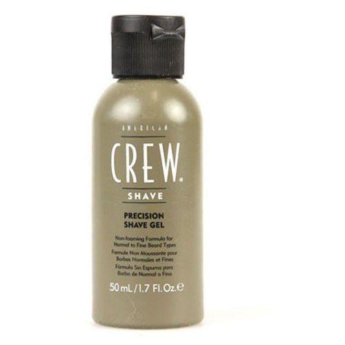 American crew shave precision shave gel - żel do golenia 50ml