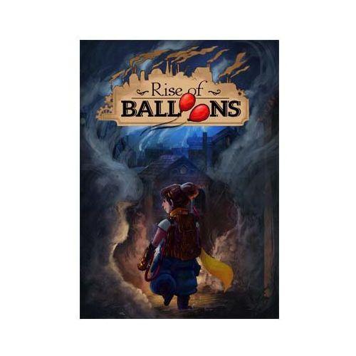 Rise of balloons - k00664- zamów do 16:00, wysyłka kurierem tego samego dnia! marki 2k games