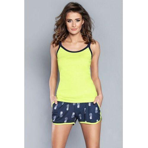 86473949356c88 If piżama damska milana długi rękaw szary (Italian fashion) - sklep ...