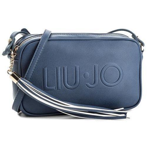 e5bf954967b35 Torebka LIU JO - S Crossbody N18110 E0300 Blu Marino 94028, kolor niebieski