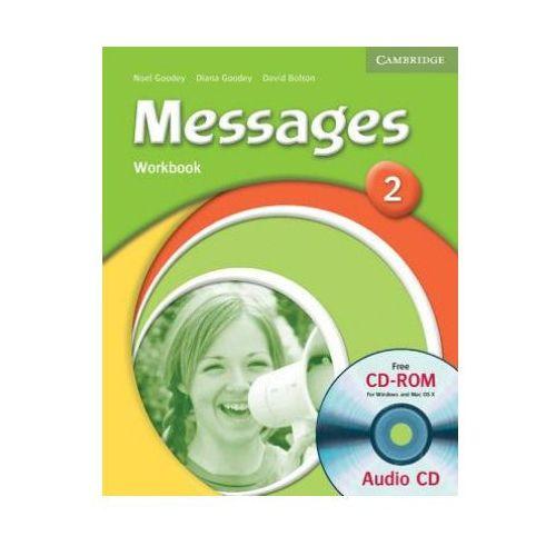 Messages, Level 2, Workbook (zeszyt ćwiczeń) with Audio CD (9780521696746)