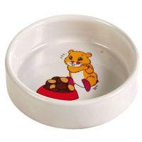 Trixie miska ceramiczna dla chomika (6062) 90ml