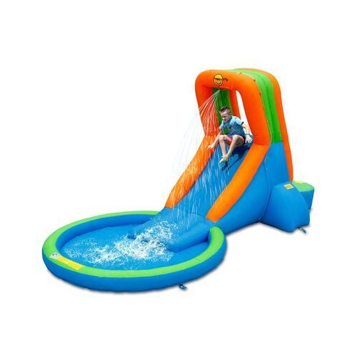 Dmuchany basen ze zjeżdżalnią - HappyHop, 9042S