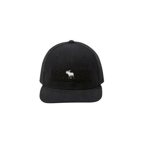 kapelusz 'flatbrim' schwarz marki Abercrombie & fitch