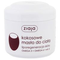 Ziaja Masło kokosowe do ciała 200 ml, NN-KZI-E200-005