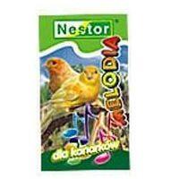 """pokarm """"melodia"""" dla kanarków marki Nestor"""