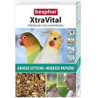 Beaphar xtravital większe papużki 500g - karma premium