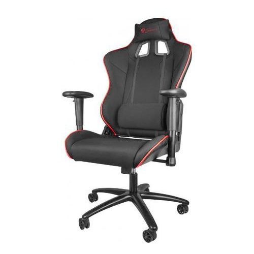 Natec Genesis fotel dla gracza nitro 770 czarny nfg-0910 - odbiór w 2000 punktach - salony, paczkomaty, stacje orlen (5901969407457)