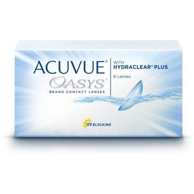 Soczewki kontaktowe Acuvue