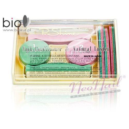Neonail Manicure japoński - duży zestaw (5903274013873)
