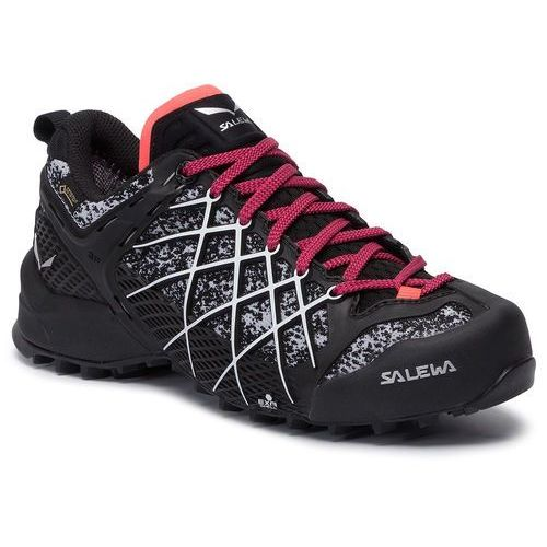 Salewa Trekkingi - wildfire gtx gore-tex 63488-0905 black/white