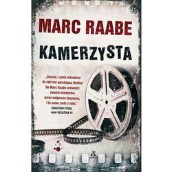 Książki horrory i thrillery  RAABE MARC