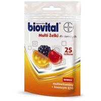 BIOVITAL Multi Żelki dla dorosłych x 25 żelków