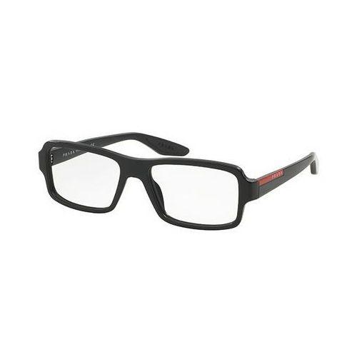 Okulary korekcyjne ps01gv 1ab1o1 Prada linea rossa