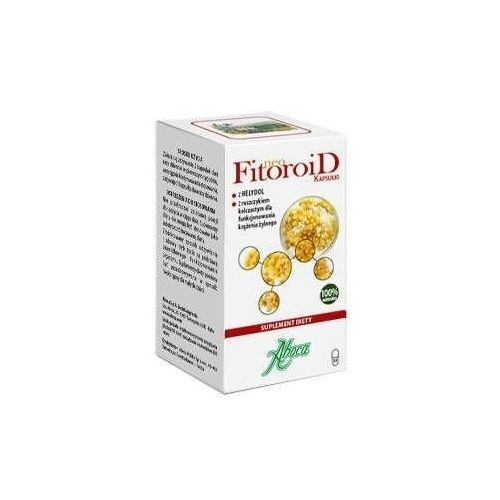 Aboca Neofitoroid x 50 kapsułek - Rewelacyjny upust