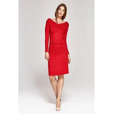 suknie sukienki tommy hilfiger sukienka niebieska czerwona