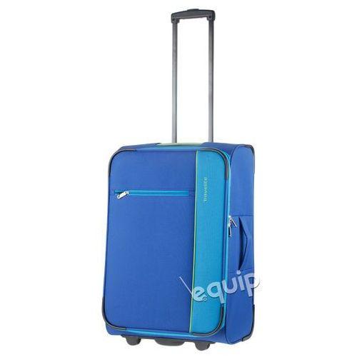 Walizka średnia Travelite Portofino VI - niebieski