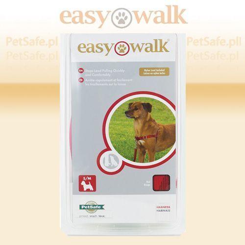 Wygodne szelki dla psów ciągnących na smyczy easywalk s/m Premier - easy walk