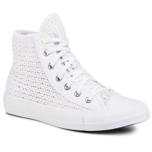 Sneakersy Courtlandt Ox 161602C WhiteBlackBlack, w 7 rozmiarach (Converse)
