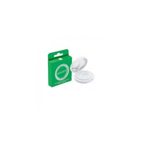 Ecocera , puder ryżowy prasowany matte powder, 10g - Znakomita promocja